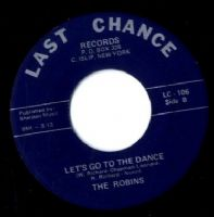 Robins,The - How Would You Know/Let's Go To Dance (LC 106) M-